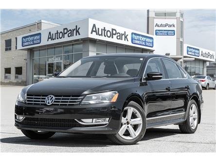 2012 Volkswagen Passat 2.0 TDI Comfortline (Stk: APR7370) in Mississauga - Image 1 of 19