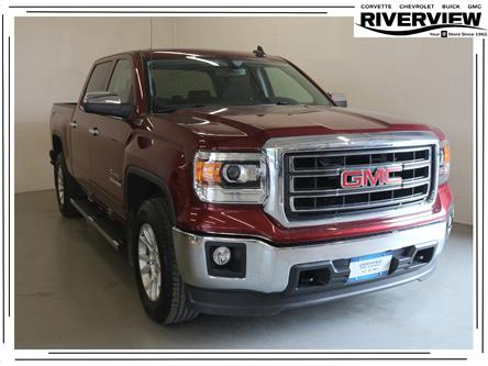 2015 GMC Sierra 1500 SLE (Stk: 19283A) in WALLACEBURG - Image 1 of 13
