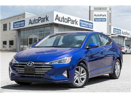 2020 Hyundai Elantra Preferred (Stk: APR7428) in Mississauga - Image 1 of 18