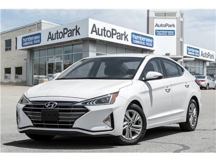 2020 Hyundai Elantra Preferred (Stk: APR8222) in Mississauga - Image 1 of 18