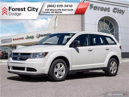 2014 Dodge Journey CVP/SE Plus (Stk: 9-8120A) in London - Image 1 of 9