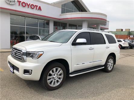 2019 Toyota Sequoia Platinum 5.7L V8 (Stk: 41088) in Chatham - Image 1 of 13