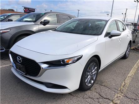 2020 Mazda Mazda3 GX (Stk: SN1599) in Hamilton - Image 1 of 15