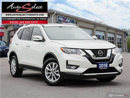 2018 Nissan Rogue AWD (Stk: 1NPTP1) in Scarborough - Image 1 of 30