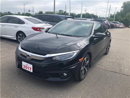 2017 Honda Civic Touring (Stk: U5005) in Cambridge - Image 1 of 11