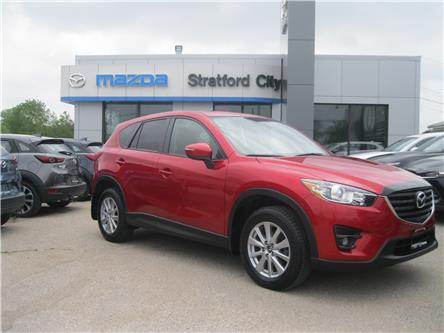 2016 Mazda CX-5 GS (Stk: 20011A) in Stratford - Image 1 of 24