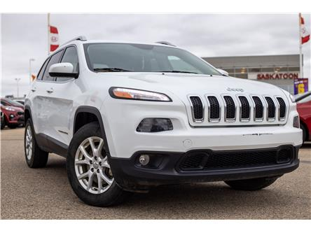 2019 Jeep Cherokee North (Stk: P4713) in Saskatoon - Image 1 of 19