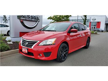 2015 Nissan Sentra 1.8 SR (Stk: Q2000A) in Courtenay - Image 1 of 9