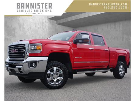 2019 GMC Sierra 3500HD SLT (Stk: 20-427A) in Kelowna - Image 1 of 22