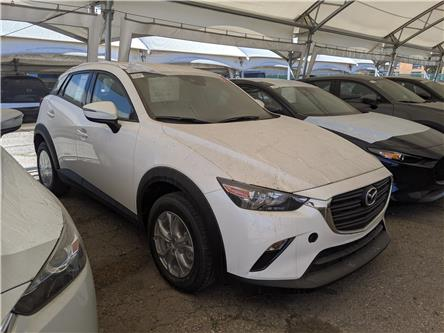 2020 Mazda CX-3 GS (Stk: H1918) in Calgary - Image 1 of 5