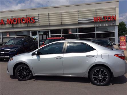 2016 Toyota Corolla CE (Stk: 203538A) in Milton - Image 1 of 21