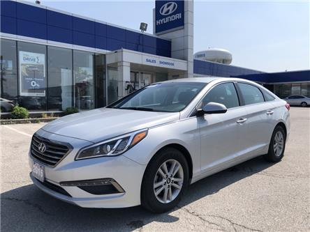 2016 Hyundai Sonata GL (Stk: 28839A) in Scarborough - Image 1 of 14