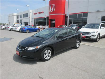 2015 Honda Civic LX (Stk: SS3801) in Ottawa - Image 1 of 17