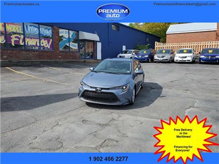 2020 Toyota Corolla LE (Stk: 017464) in Dartmouth - Image 1 of 21