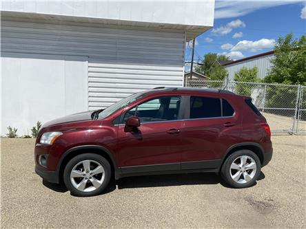 2014 Chevrolet Trax LTZ (Stk: HW913A) in Fort Saskatchewan - Image 1 of 25
