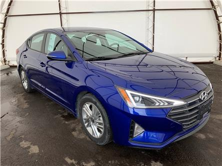 2019 Hyundai Elantra Preferred (Stk: 15572D) in Thunder Bay - Image 1 of 9
