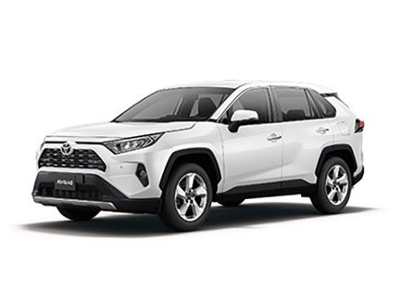 2020 Toyota RAV4 LE (Stk: 17839) in Philipsburg - Image 1 of 9