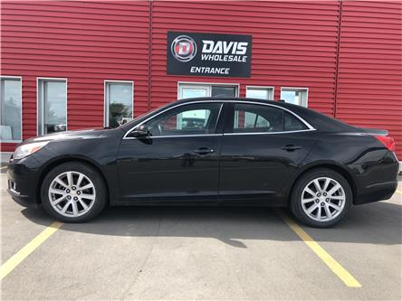2014 Chevrolet Malibu 3LT (Stk: 7568) in Lethbridge - Image 1 of 11