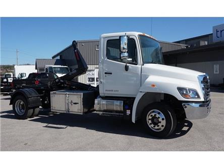 2020 Hino 258 - 187 w/XR7L MULTILIFT HOOKLIFT SYSTEM  (Stk: HLTW14917) in Barrie - Image 1 of 10