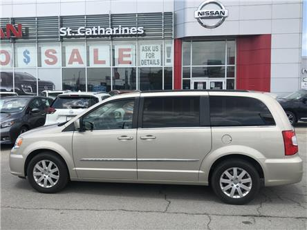 2014 Chrysler Town & Country Touring (Stk: RG20098A) in St. Catharines - Image 1 of 12