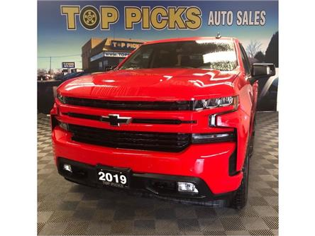 2019 Chevrolet Silverado 1500 RST (Stk: 331470) in NORTH BAY - Image 1 of 28