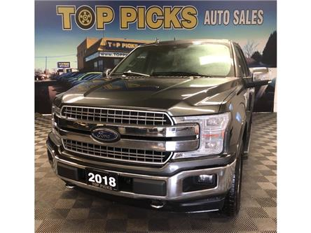 2018 Ford F-150 Lariat (Stk: C56458) in NORTH BAY - Image 1 of 30