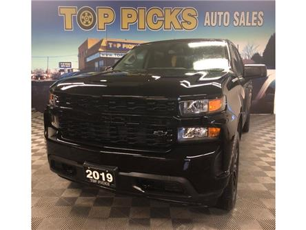 2019 Chevrolet Silverado 1500 Custom (Stk: 412460) in NORTH BAY - Image 1 of 26