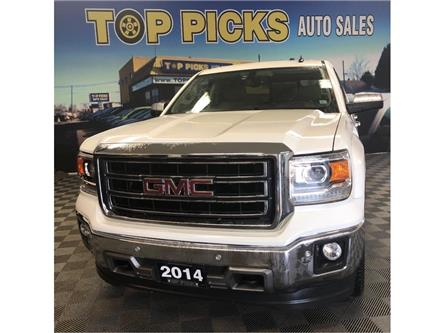 2014 GMC Sierra 1500 SLT (Stk: 111936) in NORTH BAY - Image 1 of 28
