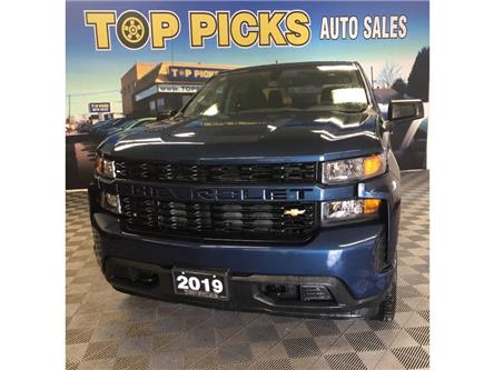 2019 Chevrolet Silverado 1500 Custom (Stk: 395438) in NORTH BAY - Image 1 of 26