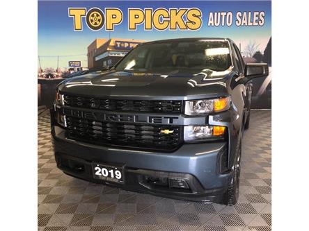 2019 Chevrolet Silverado 1500 Custom (Stk: 386479) in NORTH BAY - Image 1 of 26