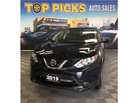 2019 Nissan Qashqai S (Stk: 313309) in NORTH BAY - Image 1 of 28
