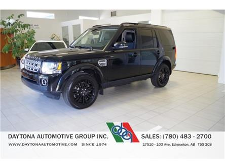 2014 Land Rover LR4 Base (Stk: 1017) in Edmonton - Image 1 of 25