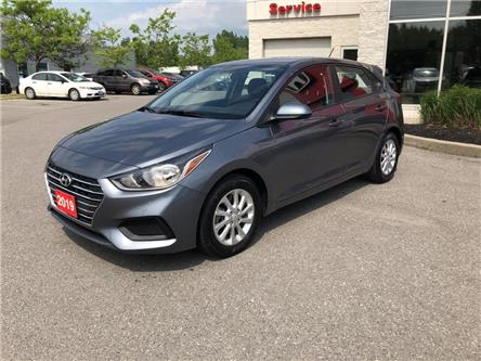 2019 Hyundai Accent Preferred (Stk: G1876) in Cobourg - Image 1 of 24