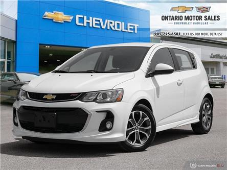 2017 Chevrolet Sonic LT Auto (Stk: 459765A) in Oshawa - Image 1 of 36