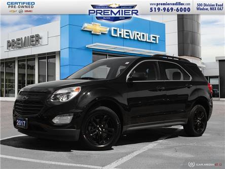 2017 Chevrolet Equinox  (Stk: P19425) in Windsor - Image 1 of 28
