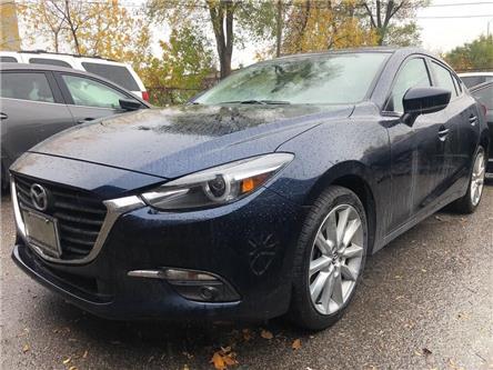 2018 Mazda Mazda3 GT (Stk: P2552) in Toronto - Image 1 of 15
