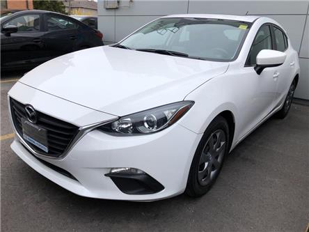 2016 Mazda Mazda3 Sport GS (Stk: 82426AA) in Toronto - Image 1 of 20