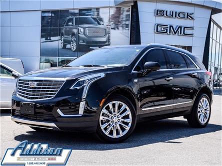 2017 Cadillac XT5 Platinum (Stk: U167209) in Mississauga - Image 1 of 29