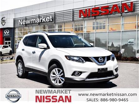 2015 Nissan Rogue SV (Stk: UN1102) in Newmarket - Image 1 of 21