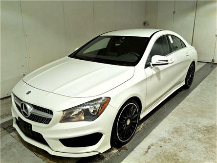 2016 Mercedes-Benz CLA-Class Base (Stk: 385793) in Vaughan - Image 1 of 13