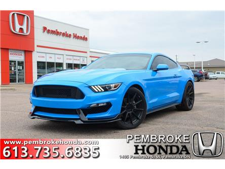 2017 Ford Mustang EcoBoost (Stk: P7456C) in Pembroke - Image 1 of 21