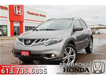 2012 Nissan Murano LE (Stk: 20121A) in Pembroke - Image 1 of 30