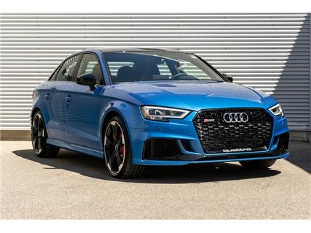 2020 Audi RS 3 2.5T (Stk: N5531) in Calgary - Image 1 of 16
