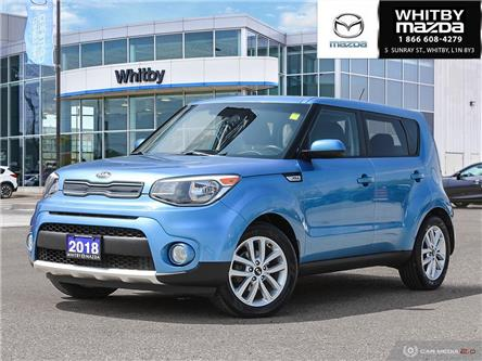 2018 Kia Soul EX (Stk: 2317A) in Whitby - Image 1 of 27