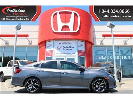 2018 Honda Civic Si (Stk: 22569A) in Greater Sudbury - Image 1 of 42