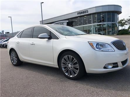 2014 Buick Verano Leather Package (Stk: 236801) in Waterloo - Image 1 of 28