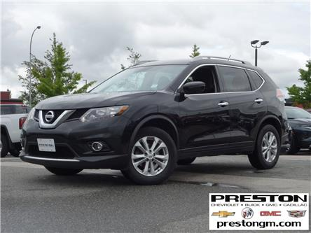 2016 Nissan Rogue SL Premium (Stk: 0204672) in Langley City - Image 1 of 24