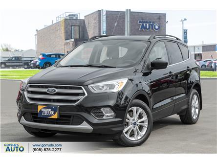 2017 Ford Escape SE (Stk: B62780) in Milton - Image 1 of 18