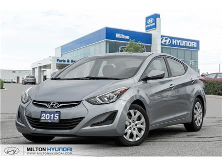 2015 Hyundai Elantra GL (Stk: 619792) in Milton - Image 1 of 17