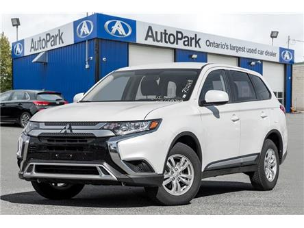 2019 Mitsubishi Outlander ES (Stk: 19-09309R) in Georgetown - Image 1 of 19